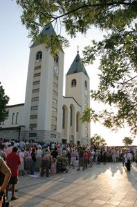 Eglise Medj soir
